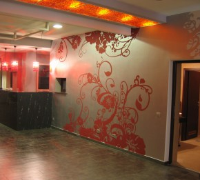 Pictura murala bar Sidney  - Timisoara - Pictura murala in baruri, cafenele