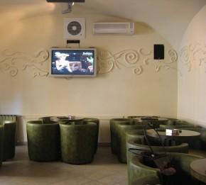 Pictura murala  - Pictura murala in baruri, cafenele