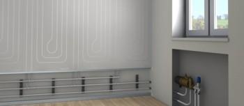 Uponor Renovis - Sisteme de incalzire/ racire prin pereti