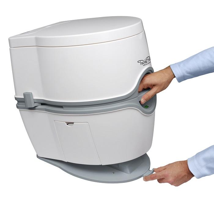 Toaleta Thetford Porta Potti Excellence - Thetford castiga premiul pentru inovare in cadrul IBEX