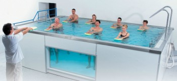 Piscine modulare INTEGRA - Echipamente piscine