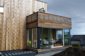 Casa traditionala scandinava renovata pentru a deveni casa pasiva - Casa traditionala scandinava renovata pentru a deveni casa pasiva