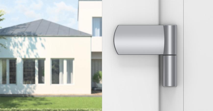 Roto Solid S gama variata de balamale aplicate pentru usi din lemn PVC si aluminiu -