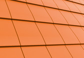 Brick - Paletar tigla metalica