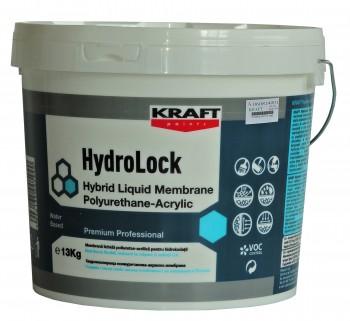 Membrana lichida poliuretan acrilica pentru hidroizolatii PU-Acrylic - Hidroizolatii poliuretan