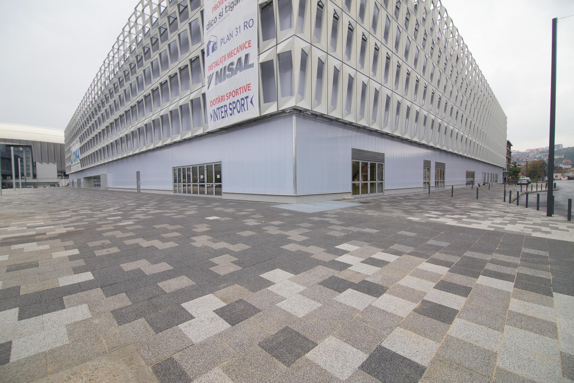 Sala Polivalenta din Cluj - Sala Polivalenta din Cluj