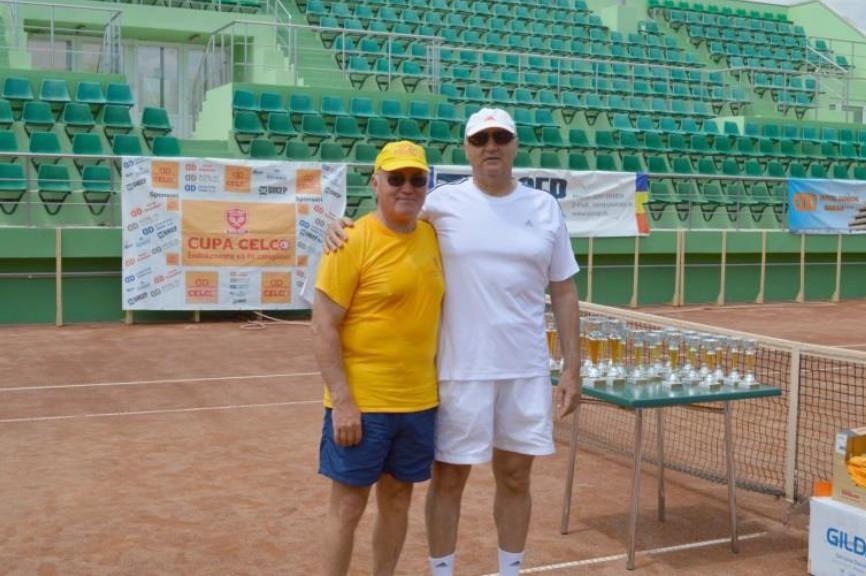 CELCO sustine alaturi de FRT tenisul constantean - CELCO sustine alaturi de FRT tenisul constantean