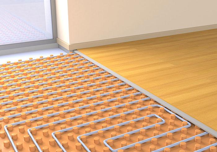 Incalzirea prin pardoseala - sub ce tipuri de pardoseli merge instalarea unui astfel de sistem? -