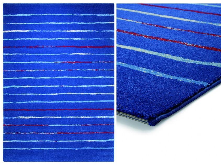 Covor Copii Polipropilena Esprit Colectia Joyful Stripes Esp-8023-03 - 5. Stilul simplu, minimalist: