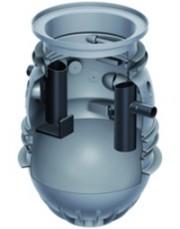 Separator de grasimi din polietilena Lipumax P - Separator de grasimi din polietilena LIPUMAX