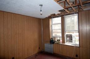 Apartamentul inainte de renovare - Apartamentul LifeEdited sau cum doi arhitecti romani castigat provocarea de a amenaja eficient un spatiu de doar 39 mp