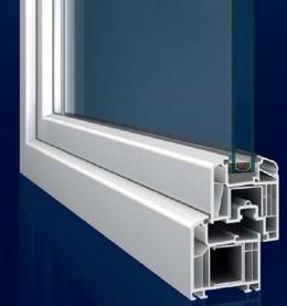 Profile din PVC, seria ARCADE CLASSIC - Profile PVC