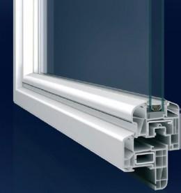 Profile din PVC, seria ARCADE COPLANAR - Profile PVC