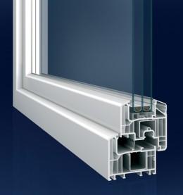 Profile din PVC, seria EFORTE - Profile PVC