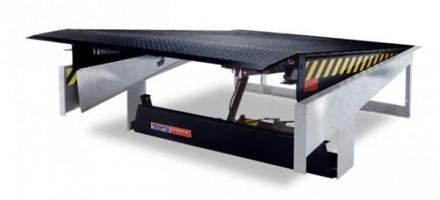 Rampa hidraulica ergonomica - Seria P - Rampe de egalizare