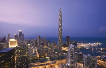 Chicago Spire - Top 10 al celor mai înalți zgârie-nori neterminați