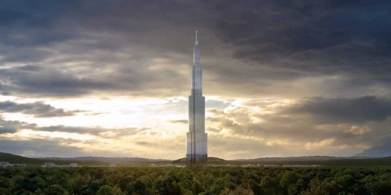 Sky City - Top 10 al celor mai înalți zgârie-nori neterminați