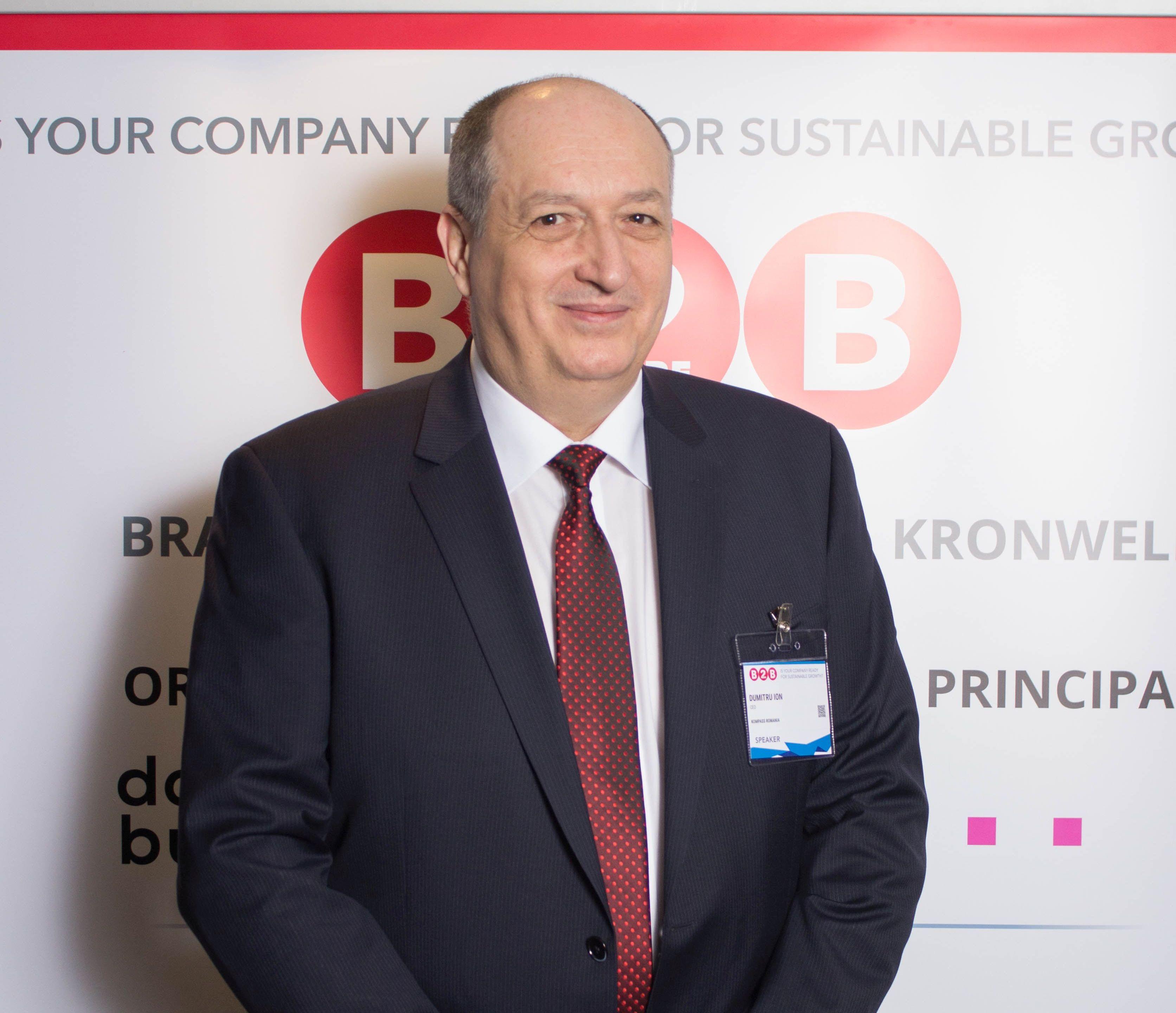 """Dumitru Ion - Conferinta Nationala """"BUSINESS to more BUSINESS"""" ajunge la Ploiesti in 14 aprilie 2016"""