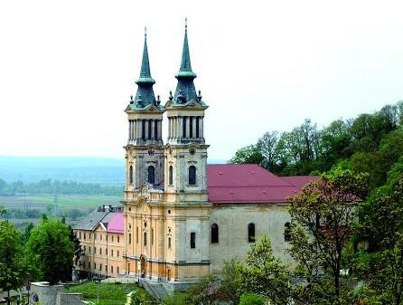 Basilica Maria Radna, Lipova - Consolidari structurale cu sisteme compozite - biserici monument