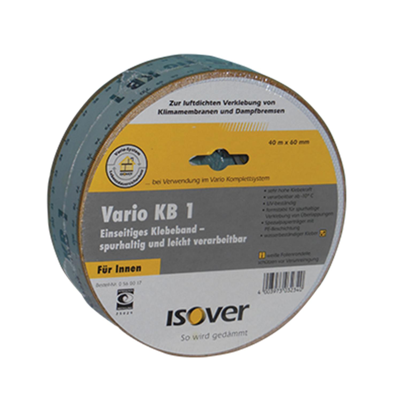 Banda adeziva Vario KB1 - Cum se termoizoleaza peretii caselor de lemn folosind produsele Isover