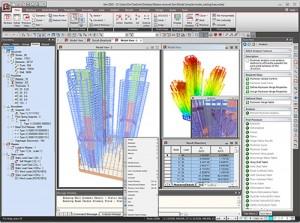 Midas GEN-Software integrat pentru proiectarea si analiza cladirilor, structurilor generale si speciale - Midas GEN-Software integrat pentru proiectarea si analiza cladirilor, structurilor generale si speciale