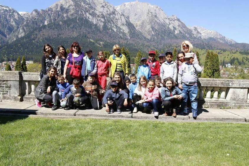 Tabara Copilariei - Cu sprijinul Sika Romania, 20 de copii s-au bucurat de prima lor vacanta