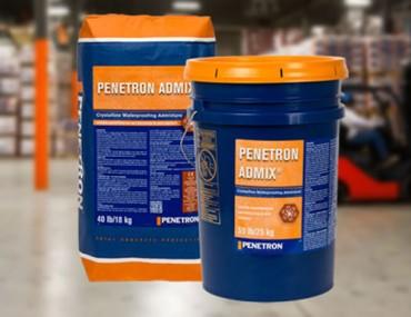 Penetron Admix - Amestec de impermeabilizare integral cristalin pentru beton   - Hidroizolatii si impermeabilizare pentru structuri din beton