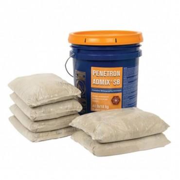 Penetron® Admix cu saci solubili - Hidroizolatii si impermeabilizare pentru structuri din beton
