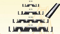 Rosturi de dilatatie Tip GUMBA BJ - Rosturi de dilatatie GUMBA BJ si BJR