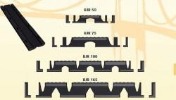 Rosturi de dilatatie Tip GUMBA BJR - Rosturi de dilatatie GUMBA BJ si BJR
