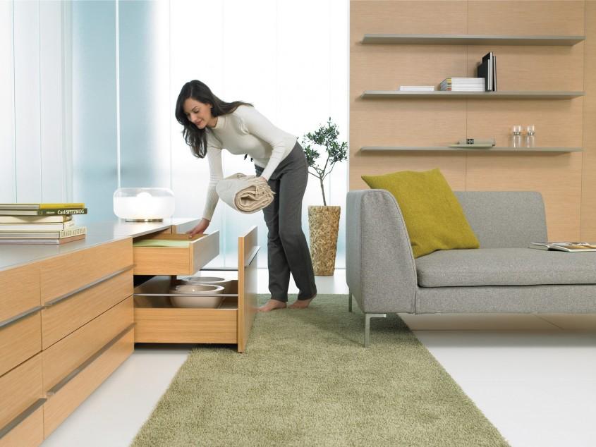 Sertare - Amenajarea confortabilă a dormitorului sau cum poți să creezi un spațiu relaxant în dormitor