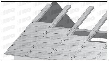 Scandura - Materiale folosite pentru realizarea unei astereli conforme