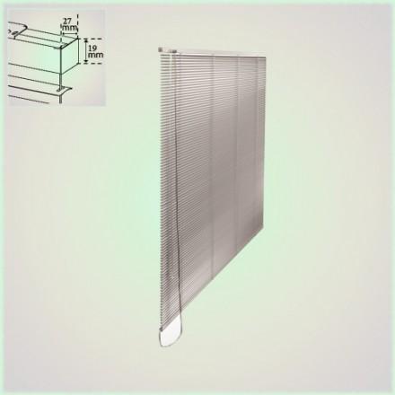 Jaluzele orizontale din aluminiu - 25 mm - Jaluzele orizontale din aluminiu