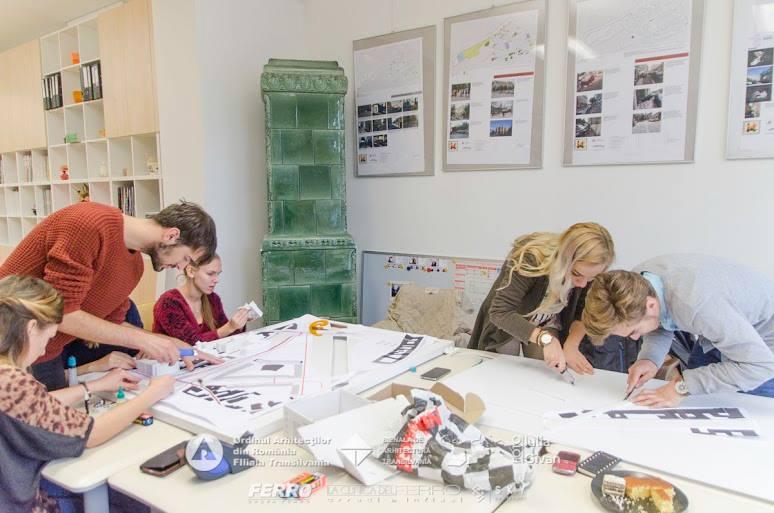 O săptămâna dedicată excelenței în arhitectură la Bienala Transilvania 2017 - O săptămâna dedicată excelenței în