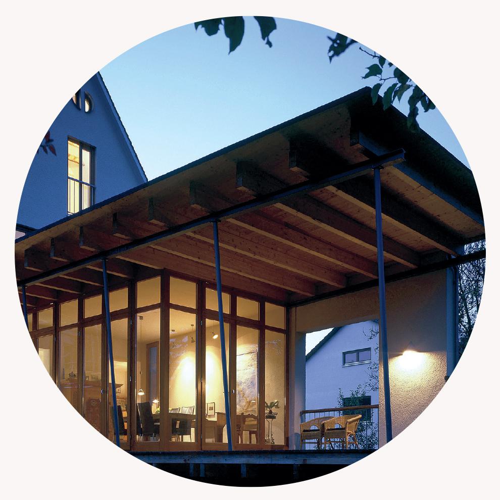 Case din lemn eficiente si ecologice, cu vata minerala URSA - Case din lemn eficiente si ecologice, cu vata minerala URSA