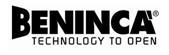 Beninca Australia Pty Ltd - Beninca Australia Pty Ltd