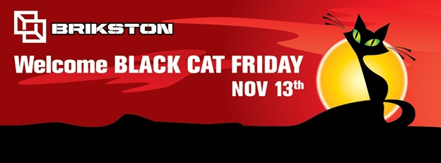 Welcome BLACK CAT FRIDAY - Welcome BLACK CAT FRIDAY