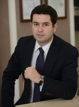 Petrisor Grindeanu, National Sales Manager Distribution Sika România - Petrisor Grindeanu