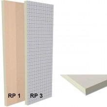 Panou termoizolant sandwich din spuma rigida (PIR) si gips-carton - RP1 - Panouri termoizolante din spuma rigida (PIR) - STIFERITE