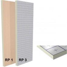 Panou termoizolant sandwich din spuma rigida (PIR) si gips-carton - RP3 - Panouri termoizolante din spuma rigida (PIR) - STIFERITE