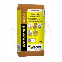 Adeziv Piatra Naturala - Weber Set.Stone 25kg - Accesorii piatra naturala