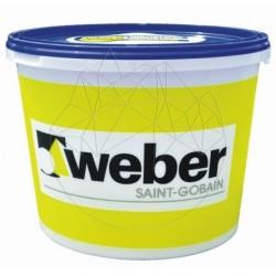 Tencuiala decorativa acrilica - Weber.Pas Classic 25kg - Accesorii piatra naturala