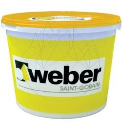 Tencuiala decorativa silicatica - Weber Pas Silicate 25kg - Accesorii piatra naturala