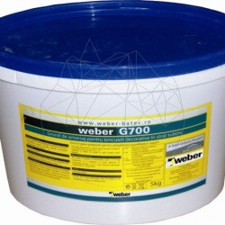 Grund de amorsaj - Weber G700 -20kg - Accesorii piatra naturala
