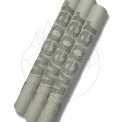Plasa din fibra de sticla - Weber Mesh Prestige - 50m - Accesorii piatra naturala