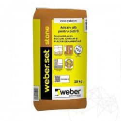 Adeziv Piatra Naturala - Weber Set Stone - 25kg - Accesorii piatra naturala
