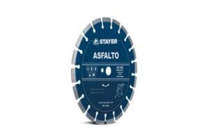 Disc diamantat ASFALTO STAYER - Accesorii polizoare de banc si unghiulare Stayer