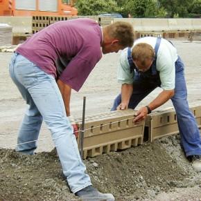 Rigole monobloc din beton cu polimeri - Rigole monobloc din beton cu polimeri