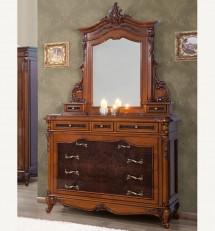 Comoda lemn masiv Poesis - Mobila dormitor lemn masiv Poesis