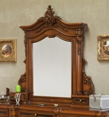 Oglinda pentru toaleta lemn masiv Poesis - Mobila dormitor lemn masiv Poesis